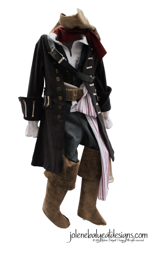 PirateCostume
